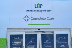 Auto Injury Treatment FL Complete Care Up Entryway